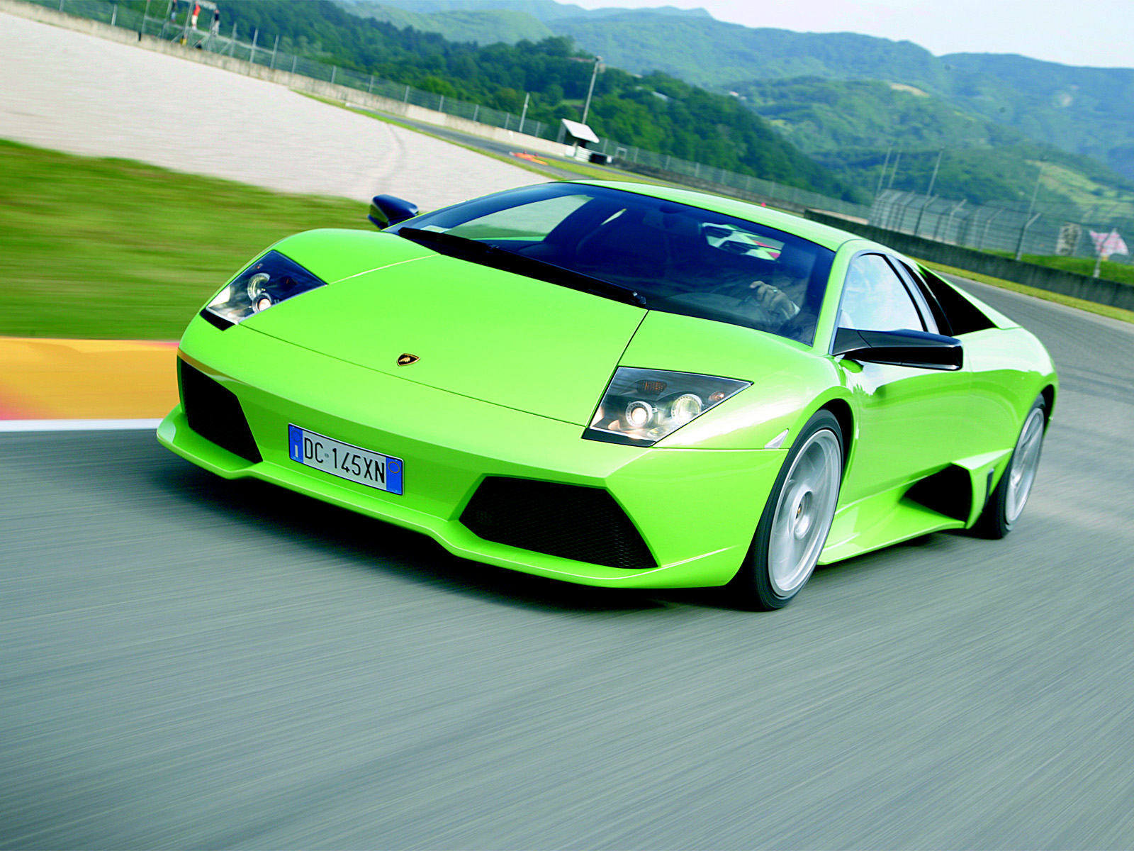 Lamborghini Murcielago Green. View Full Size · View Slideshow Nice Ideas